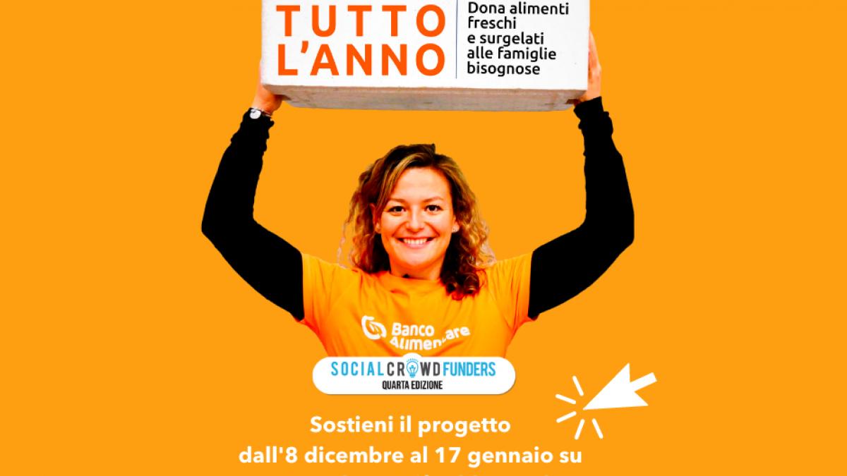 Banco Alimentare Toscana lancia il crowdfunding contro lo spreco - immagine FB