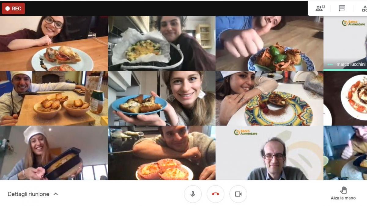 Salesforce e Banco Alimentare - volontariato digitale