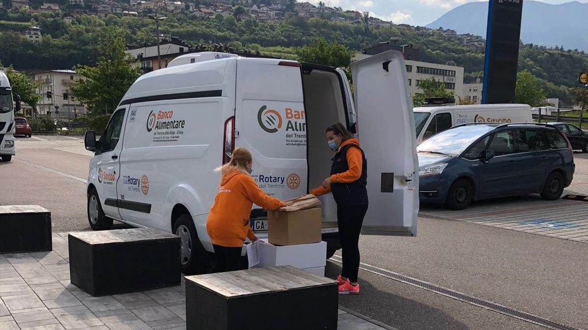 Banco BPM sostiene Banco Alimentare - TAA