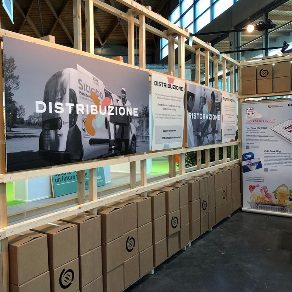 Banco Alimentare al Meeting di Rimini 2019