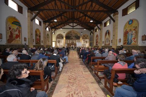 Festa per i 20 anni del Banco Alimentare di Palermo