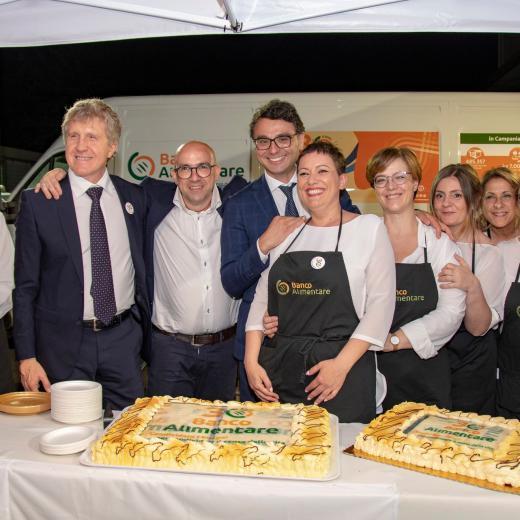 Trentennale Banco Alimentare Campania