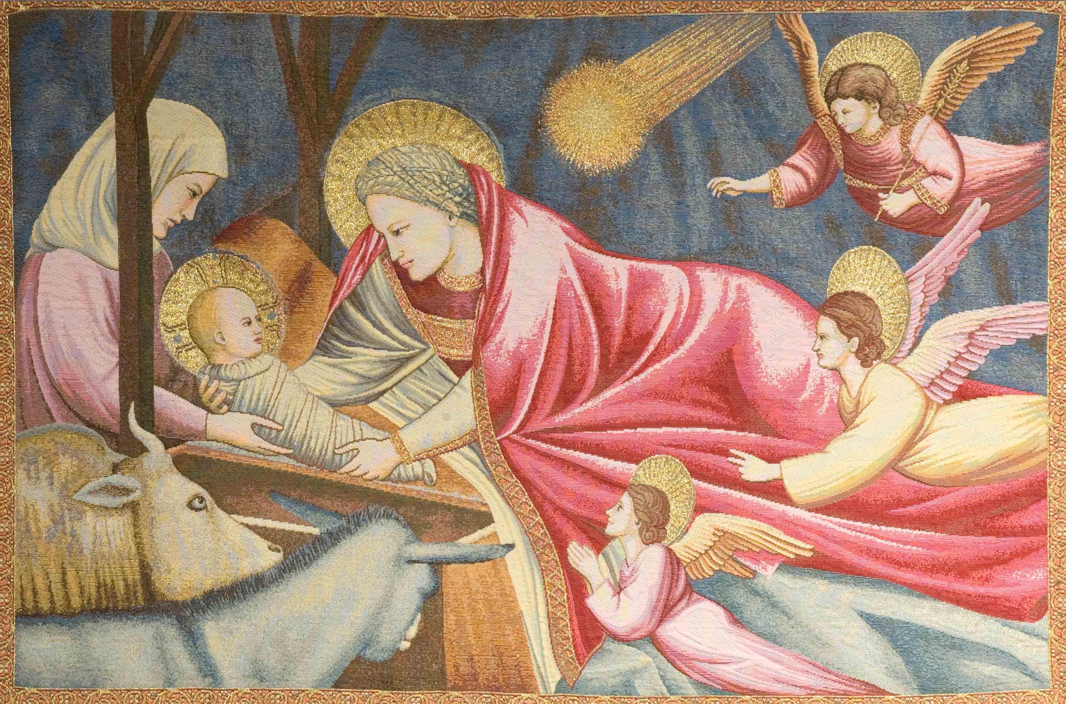 Nativita Giotto